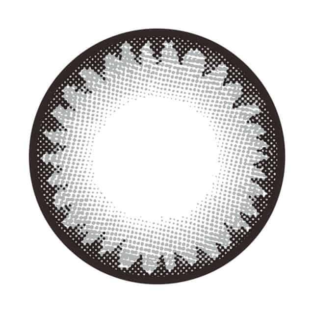 ライトアッシュグレー レンズ画像