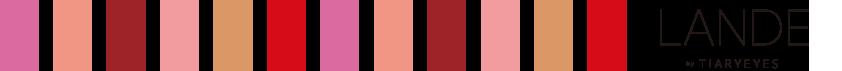 【カラコン着レポ】『LANDE by TIARYEYES (ランデバイティアリーアイズ)』のベージュ