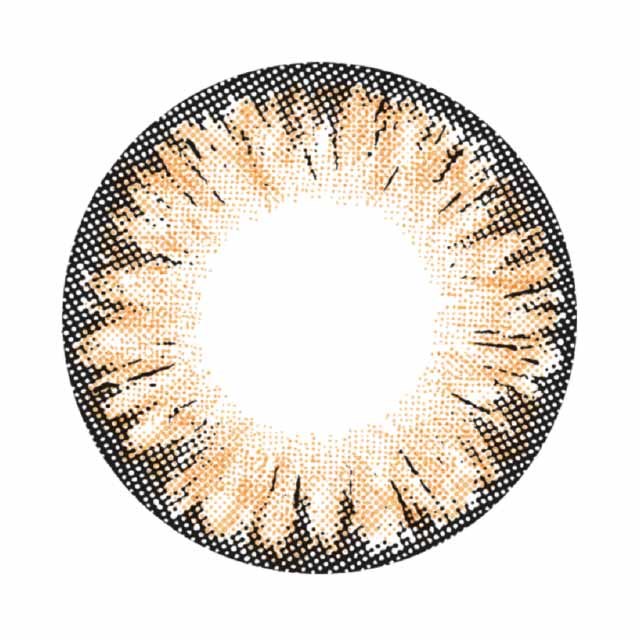 みちょぱイメージモデルDOPEWINK(ドープウィンク)|シャイニーヘーゼルレンズ