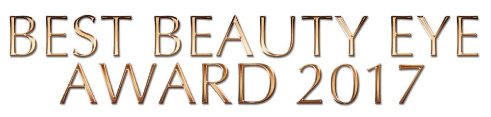 Best Beauty Eye Award 2017