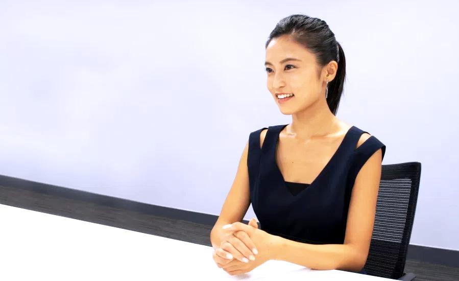 小島瑠璃子|インタビュー