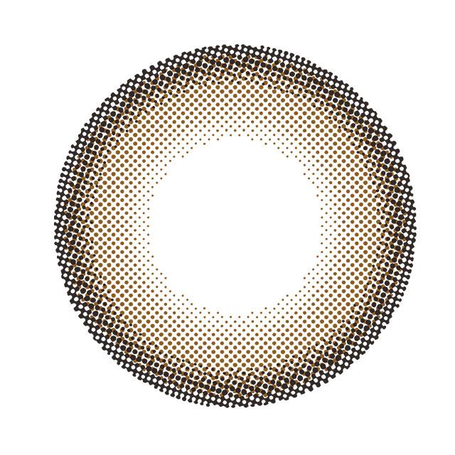 エヌズコレクション_ホットチョコレート_レンズデザイン