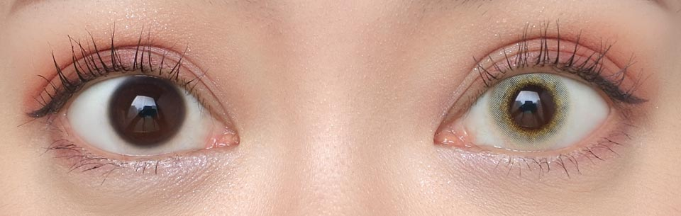 エヌズコレクション_フルーツポンチ_裸眼比較